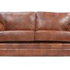 Cavan Real Leather Sofa Beds