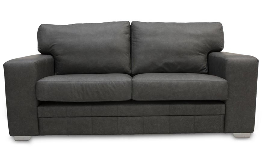 Contempoary Leather Sofa