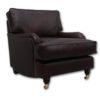 Galway Vintage Leather Armchairs