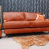 Galway Leather Sofa