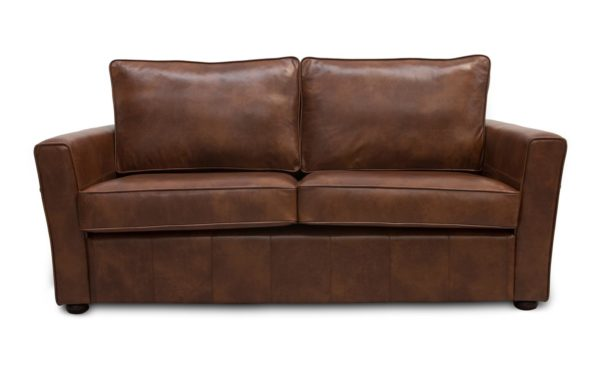 Longford Contempoary Leather Sofas