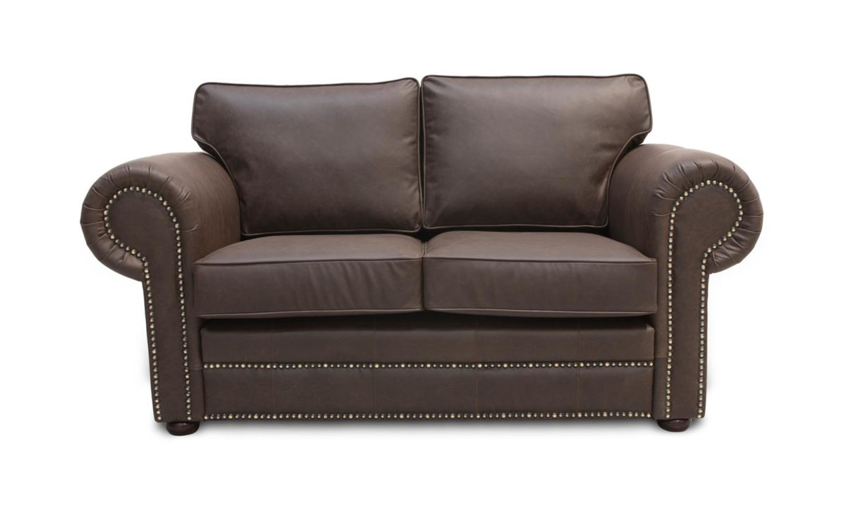 Mayo Vintage Leather Sofa