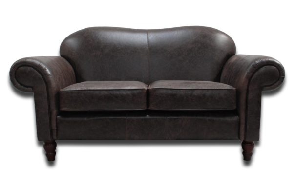 Roscommon Vintage Leather Sofa