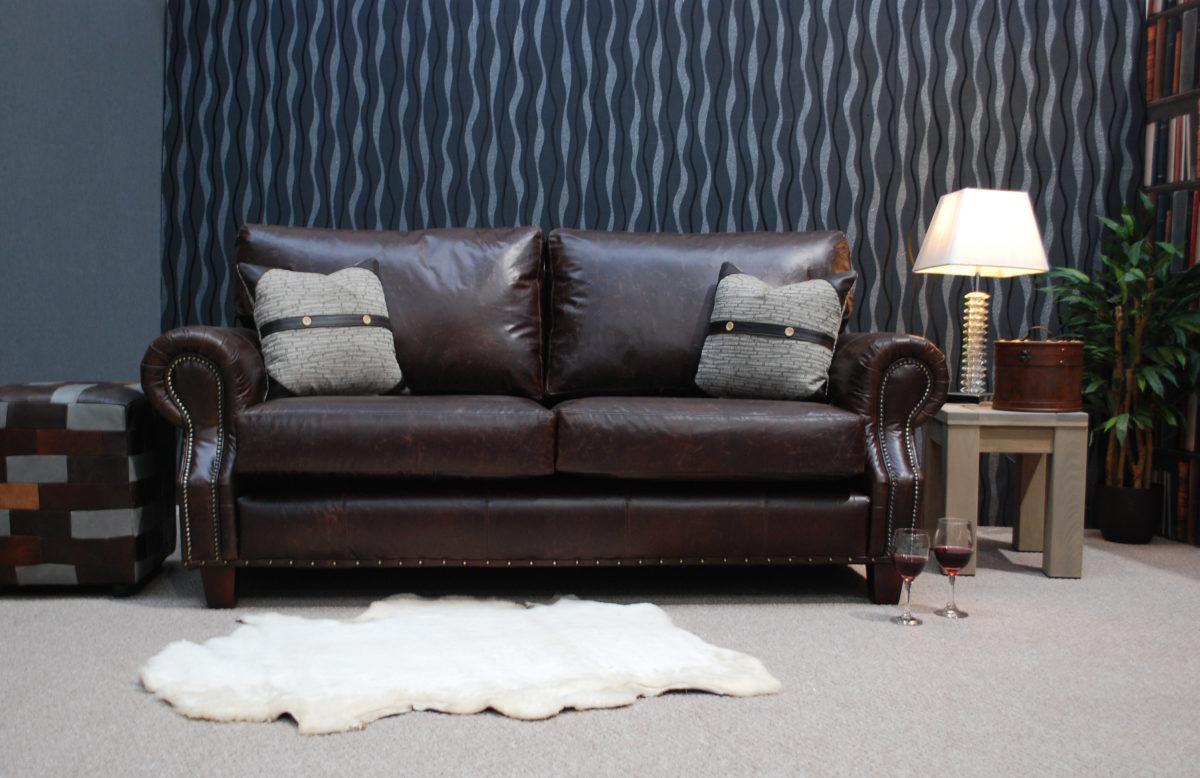 Vintage Leather Sofas