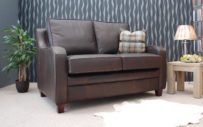 Waterford Vintage Leather Sofa