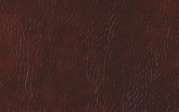 Windsor Cherry Semi Aniline Leather